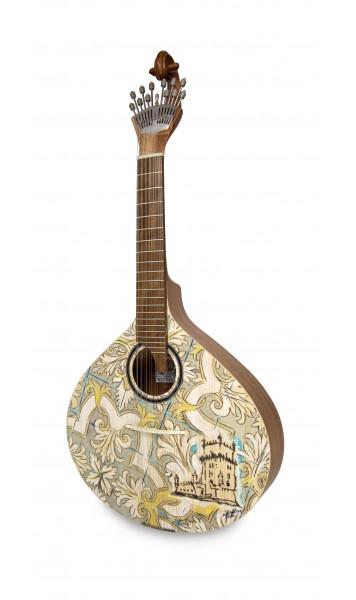 Belém Sobre Azulejos - Guitarra de Fado de Lisboa