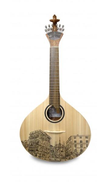 Arco da Porta Nova - Guitarra de Fado de Lisboa