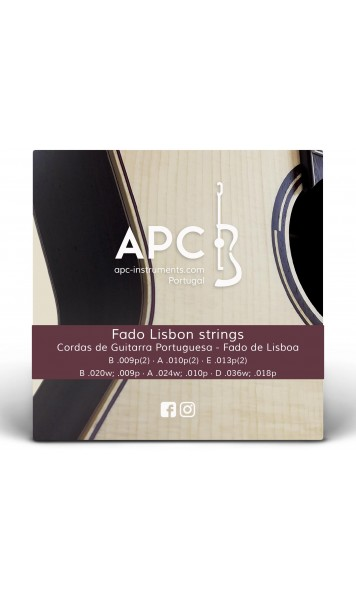 Cordas - Guitarra Portuguesa de Fado (Lisboa)