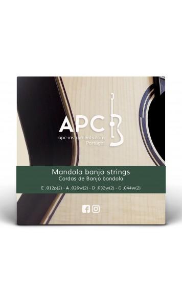 Cordas - Banjo Bandola