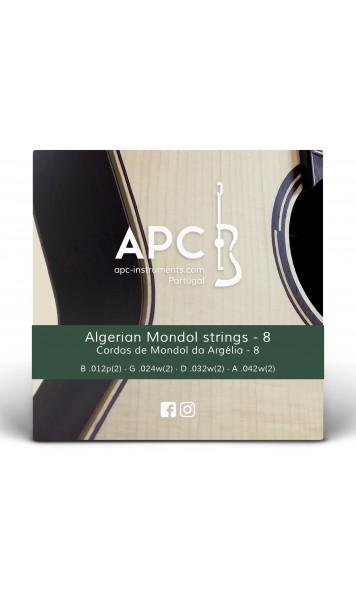 Cordas - Mondol Argelino (8)