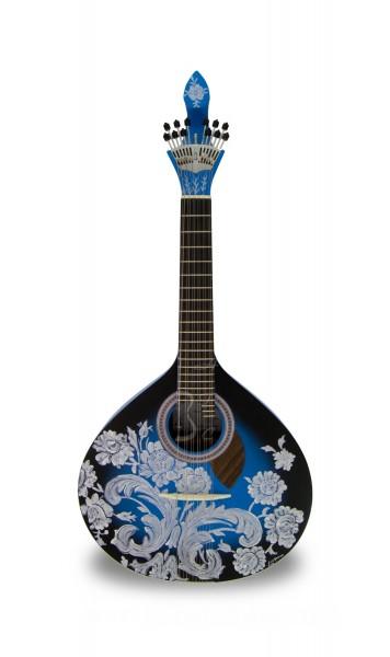 Flores em Azul - Guitarra de Fado de Coimbra