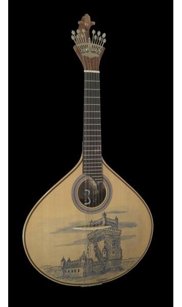 Torre de Belém - Guitarra de Fado